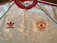 Global Football Shirts | 1991 Manchester United Vintage Classic Old Soccer Jerseys